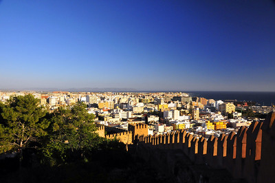Almeria, Spania