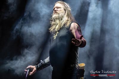 Amon Amarth (SWE) @ Hell & Heaven Metal Fest - Foro Pegaso - Toluca - México