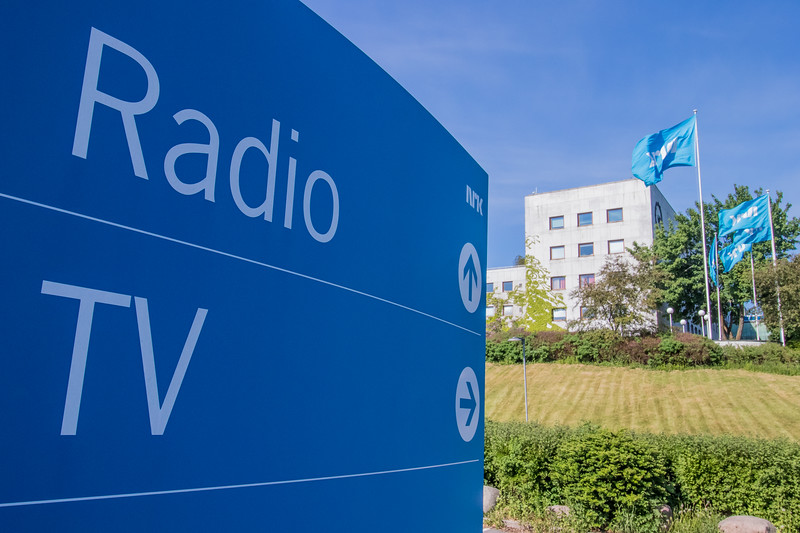 NRK radio og tv