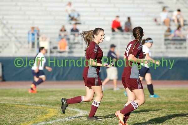 UGHS Varsity Soccer 3-15-2016 vs Luella