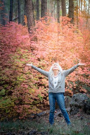 Rhianne Fall Colors