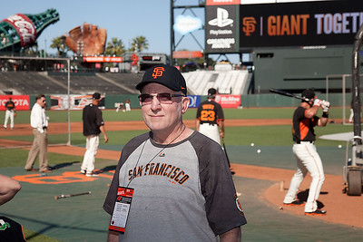 2014 AT&T Park-Giants honor HH