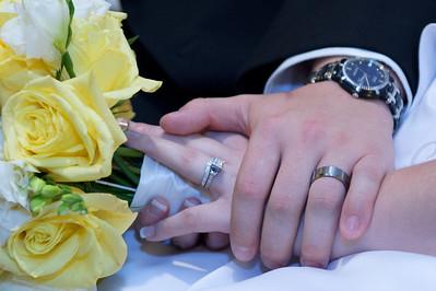 Sara & Jarrod Wedding - Details