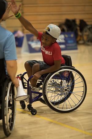 Wheelchair Basketball Clinic Favorites