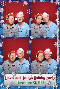 David and Tonny's Holiday Party