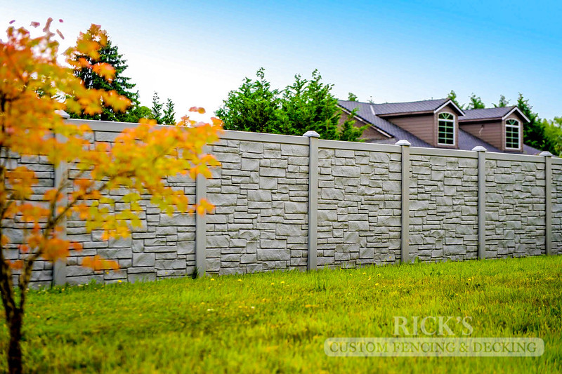 4004 - Allegheny Simulated Rock Fencing
