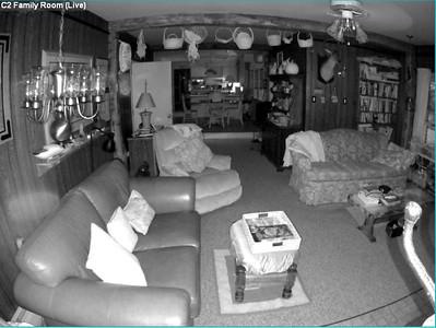 our house cameras
