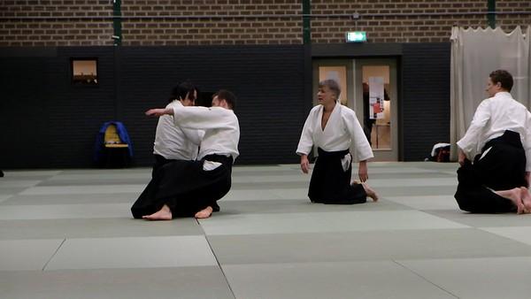 Aikido Examen Clifton