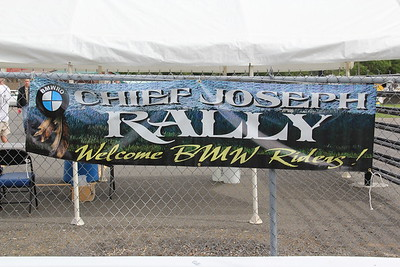 Chief Joseph Rally- Oregon BMW Riders