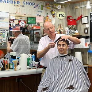 Henry's Barber Shop