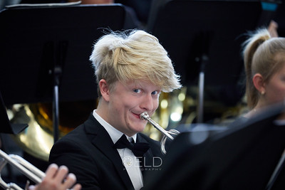 20190306 Wind Ensemble at CBA competition