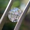 1.10ct Old Mine Cut Diamond, GIA J VVS2 6