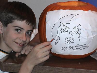 2002-10-30 Pumpkin Smash
