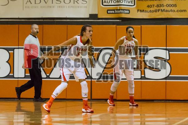 Girls Varsity Basketball #5 - 2016