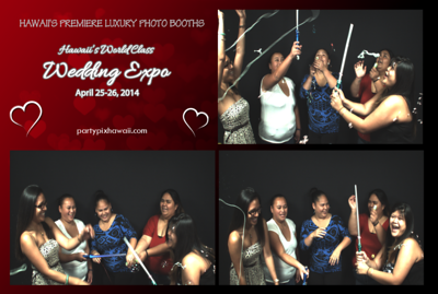 Wedding Expo - April 2014 (Slow Motion Photo Booth)
