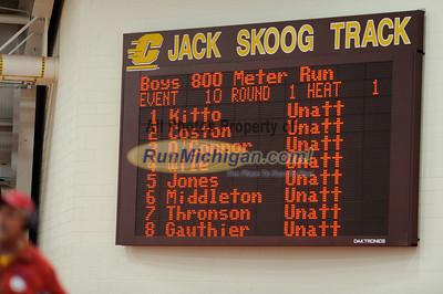 Boy's 800 Meters - 2013 MITS State Meet