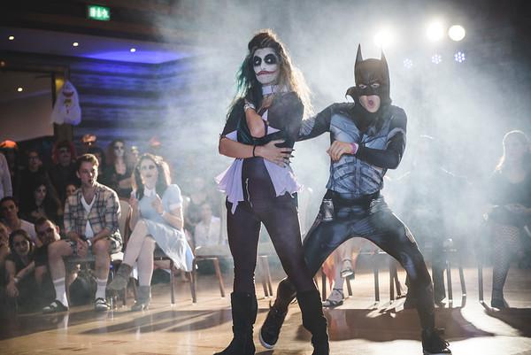 Warsaw Halloween Swing 2017