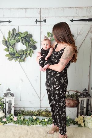 Savannah & Mommy