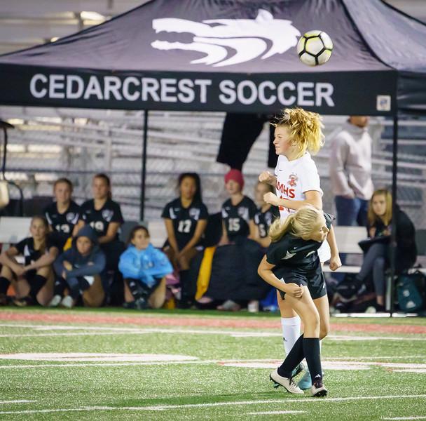 Cedarcrest JV Soccer