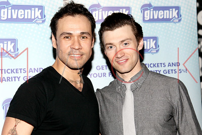 """New York, NY - March 28:  The """"Ghost: The Musical"""" post-performance reception, New York, USA."""