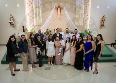 Sacred Heart Baptism May 4 2019