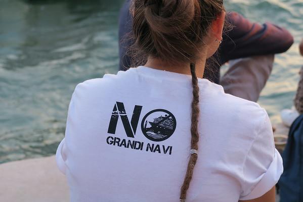 NO Grandi Navi - Venezia