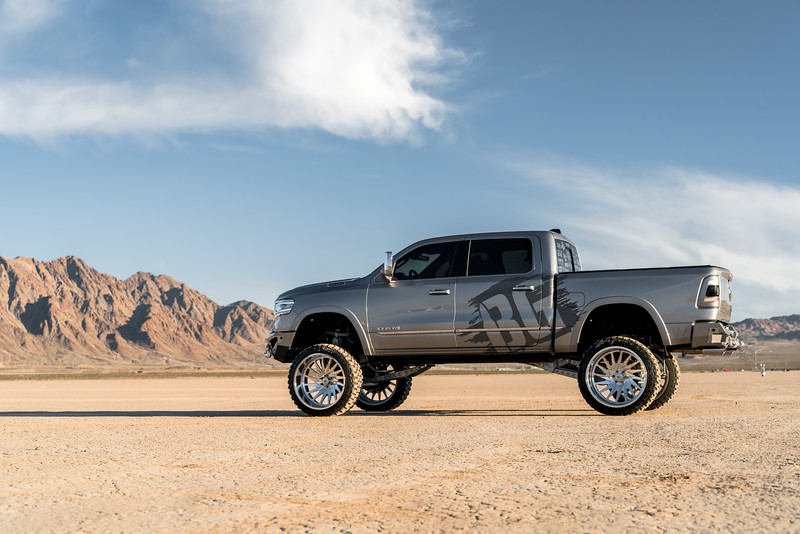 @Ericcastillo7541 2019 Dodge Ram Limited 1500 26x14 Polished MORPH 37x55r26 Fury-51.jpg