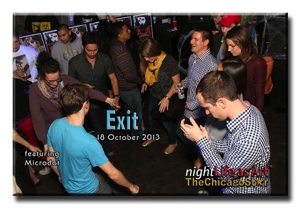 18 Oct 2013 Exit