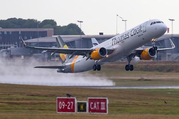 OY-TCD - Airbus A321-211