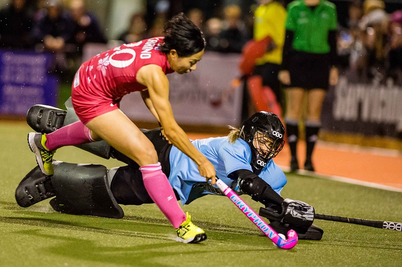 Tri Nations Women's International Hockey