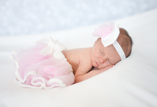 Newborn Baby Luella