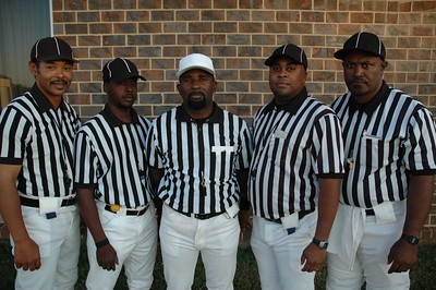 Wichita Black Referees Oct 14, 2010