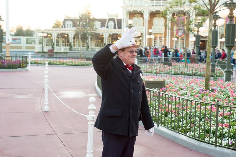 Good Morning! - Magic Kingdom Walt Disney World