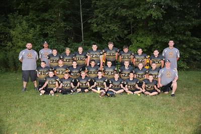 Crestview Little Rebels Varsity Football 2016