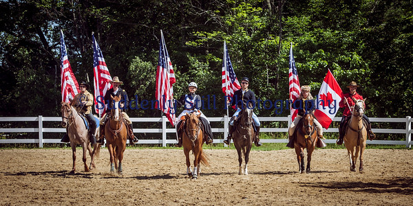 7-7 Cavalry portraits