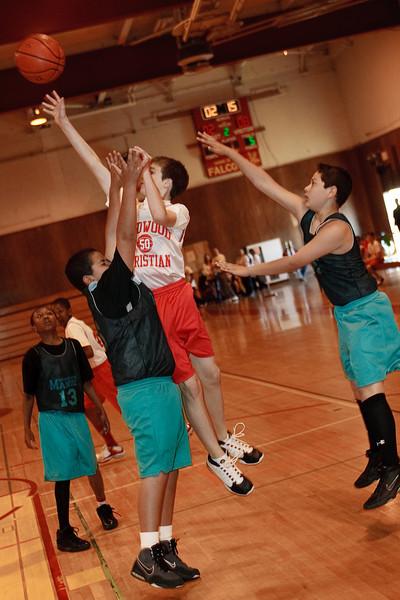 Basketball - Boys' Elementary HARD Championship Game - March 28, 2009