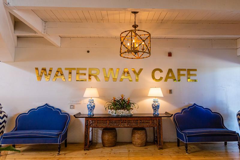 Waterway Cafe, located at 2300 PGA Boulevard, Palm Beach Gardens, Florida on Wednesday, August 28, 2019. [JOSEPH FORZANO/palmbeachpost.com]
