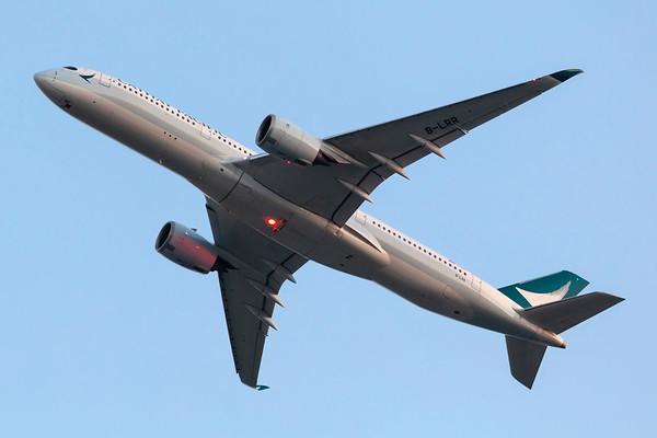 B-LRR - Airbus A350-941
