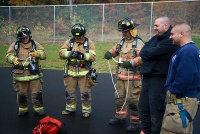 10/22 Fire 1 Training