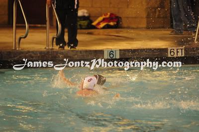 2011 Girls Water Polo 2/15 vs Oxnard