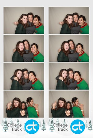 College Track Holiday Party 2017