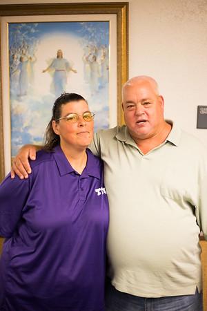 Brian & Cindy Baptism