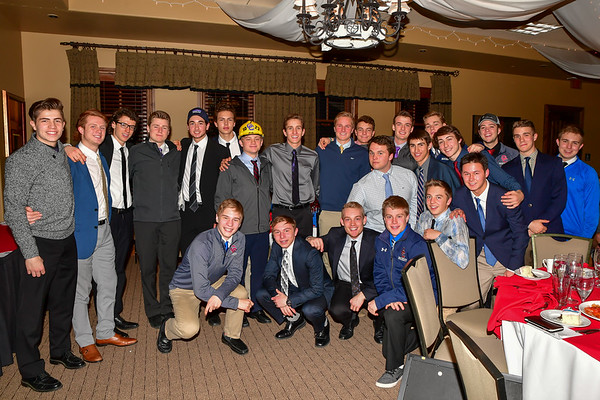 2016 -2017 Cherry Creek Hockey - End of Season Banquet - March 5 2017