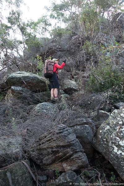 Climbing Pass 28