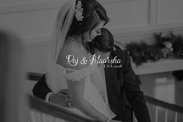 Raaj and Marsha | USA
