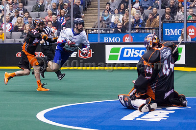 Buffalo Bandits @ Toronto Rock 18 Apr 2014