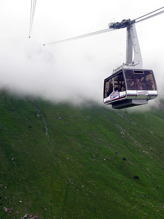 2008 - Switzerland: Engadine, Lugano & Bernese Oberland