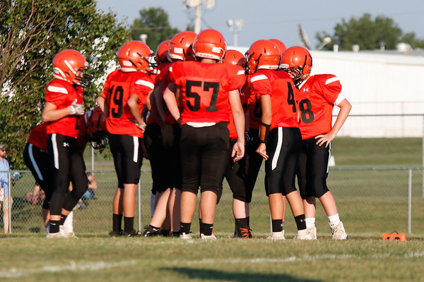 20190910 7th Grade Football vs Branson
