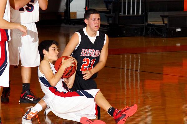 JV Basketball v LCA