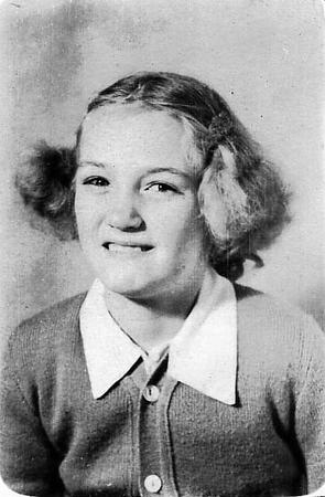 Doris- School picture